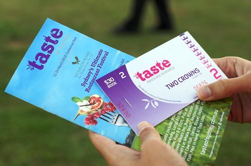 Sydney Taste Festival