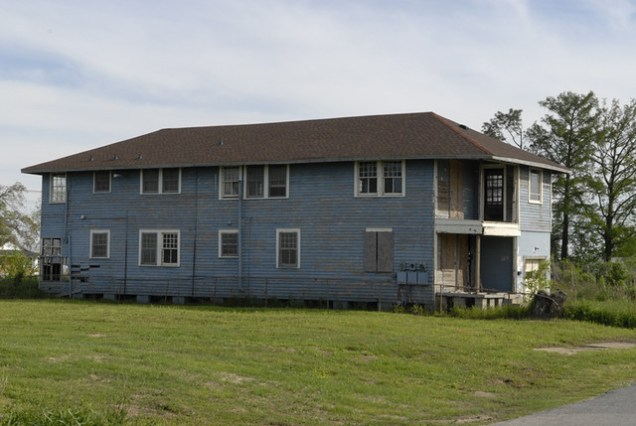 Awaiting its fate - Lower Ninth Ward - New Orleans