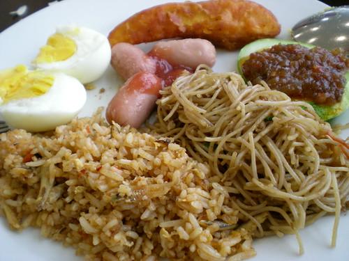 Horizon Cafe breakfast