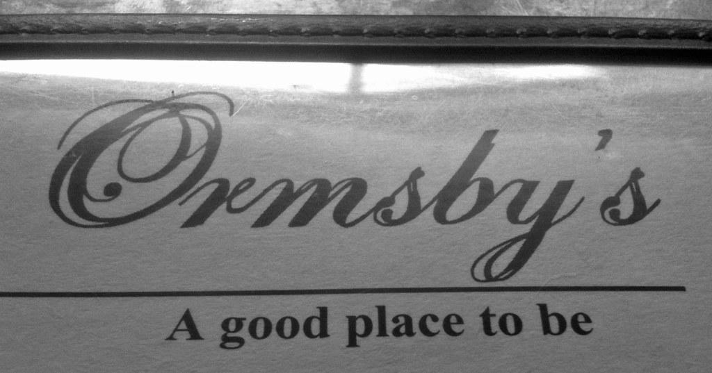 Ormsby's