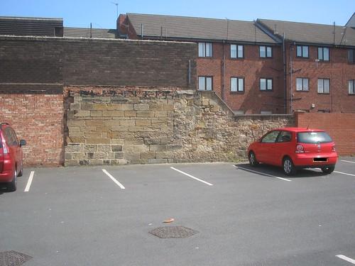 Sandstone Wall, Redcar