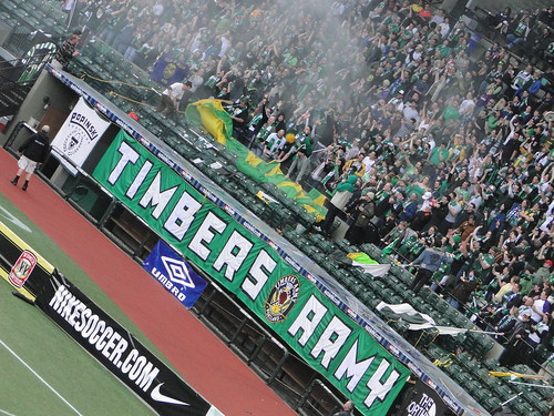 Timbers Army