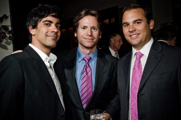 Jeremy Stoppleman, Trevor Traina, David Gelles