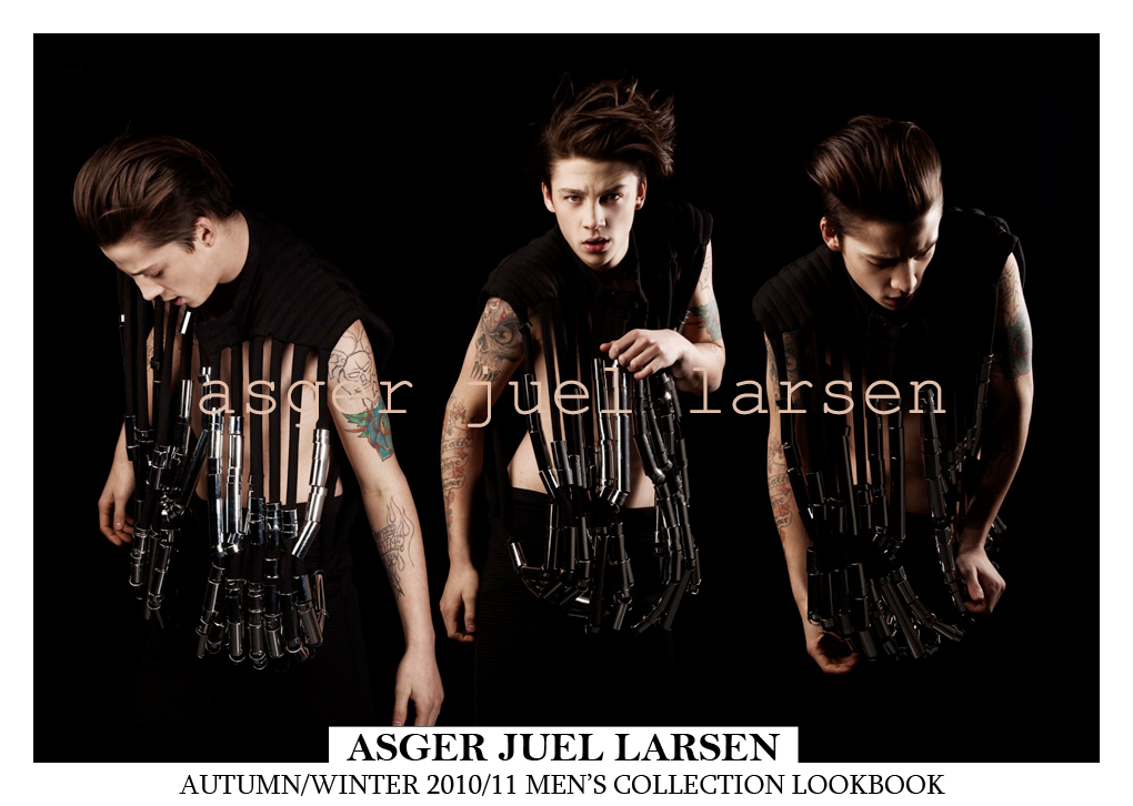 asger juel larsen a-w 2010 lookbook