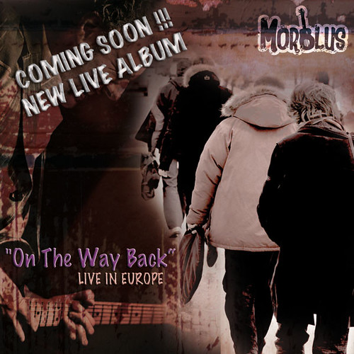 """""""On The Way Back"""" cd MORBLUS"""