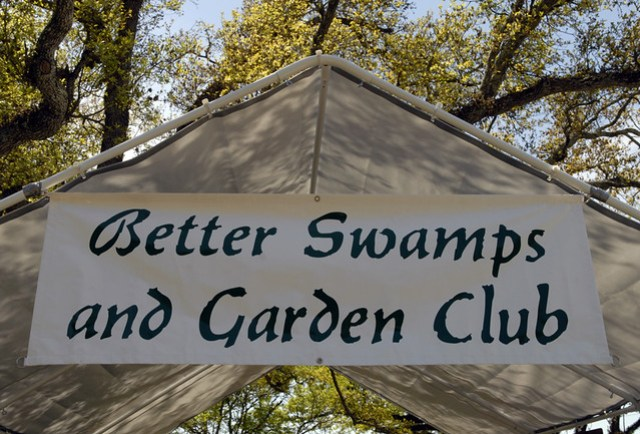 Better Swamps and Garden Club - New Orleans