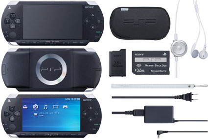Playstation Portable: Sistema de Estacion de Juego Portatil