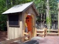 Cedar Point - Shoot the Rapids Haystack Dryer