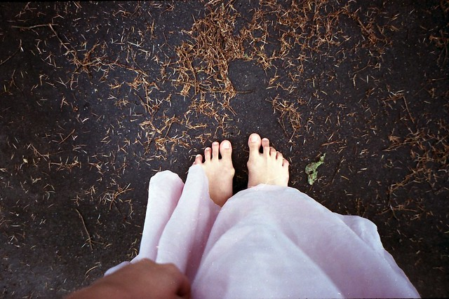 Feet/After the rain
