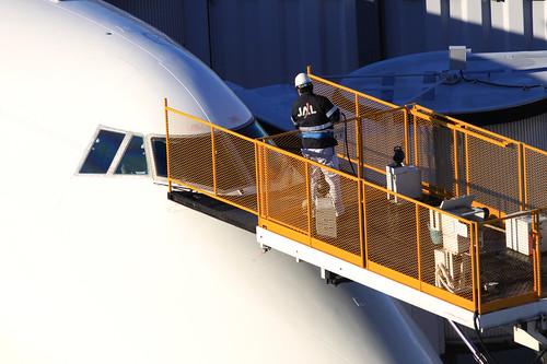 JAL B747-400D(JA8090)