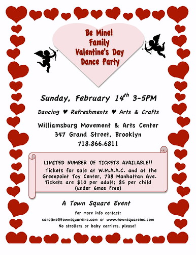 Valentine Dance Party