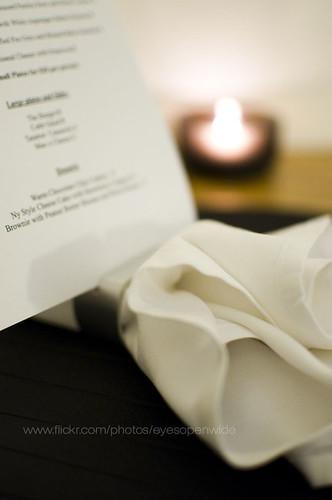 napkin detail