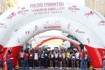 Medio Maratón de Guadalajara 2010