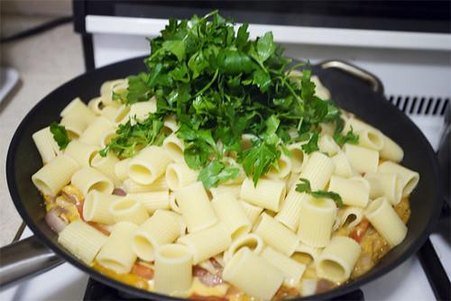 Jamie At Home: Pasta Peperonata