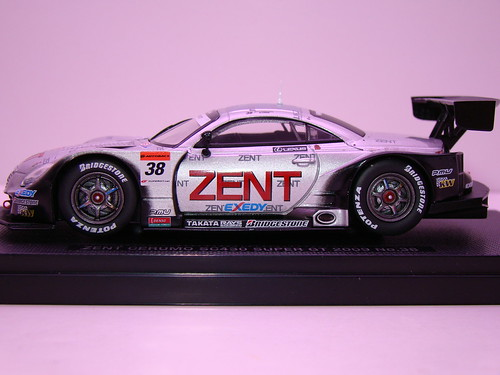 EBBRO ZENT CERUMO SC430 SUPER GT 2009 NO (8)