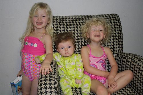 Cate, Blythe, & Meg