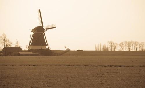 Holland, 80 years ago