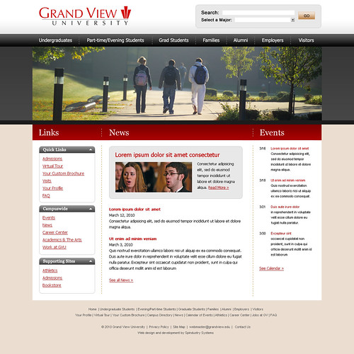 Grand View - Conservative