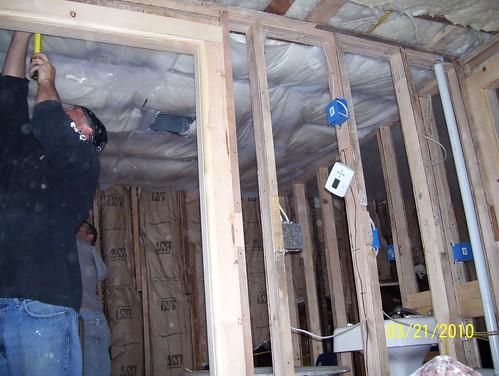 2nd floor insulation
