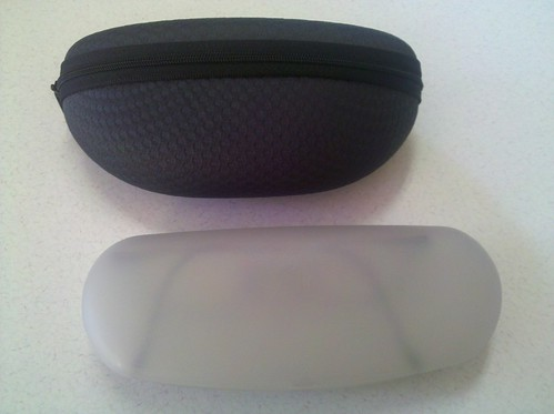 Schmancy glasses case
