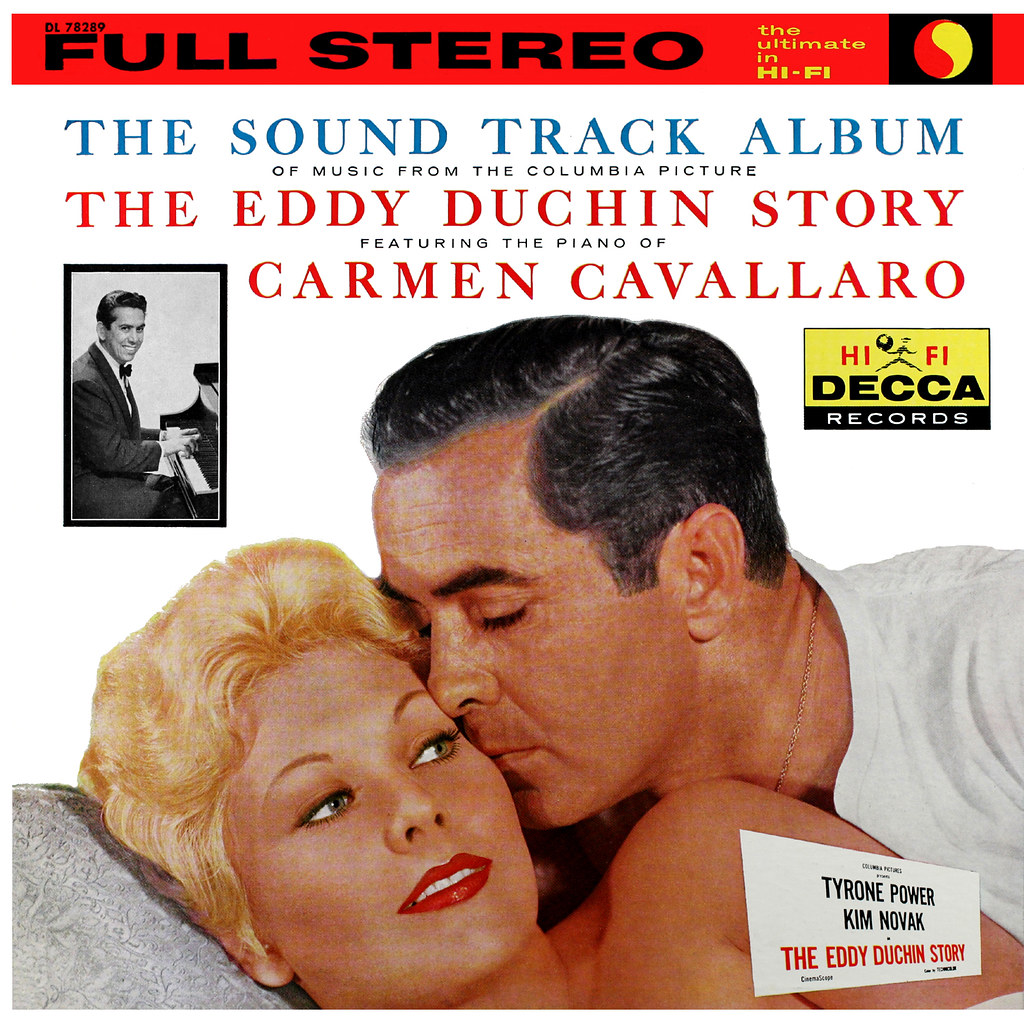 George Duning - The Eddy Duchin Story
