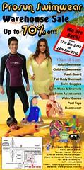 Prosun Swimwear Sale