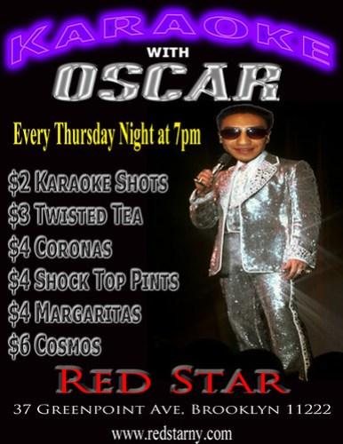 Karaoke Red Star