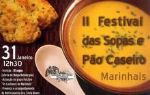 2º Festival da Sopa e do Pão Caseiro em Marinhais