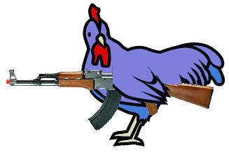 Rogue Urban Chickens Terrorize USA!