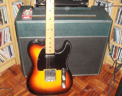 Combo and Telecaster