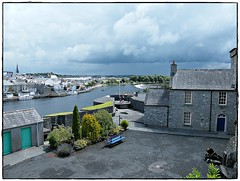 Beautiful Athlone in Ireland, halfway between Galway and Dublin, real irish suspense in one weekend! Enjoy the beauty!:)