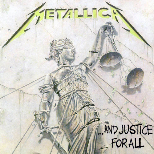 (1988) ...And Justice For All (320 kbps)