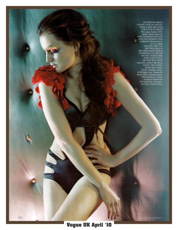 Vogue UK April '10 5