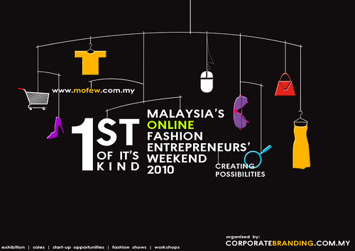Malaysia's First Online Fashion Entrepreneurs' Weekend 2010