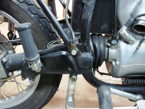 Lower Subframe Bolt