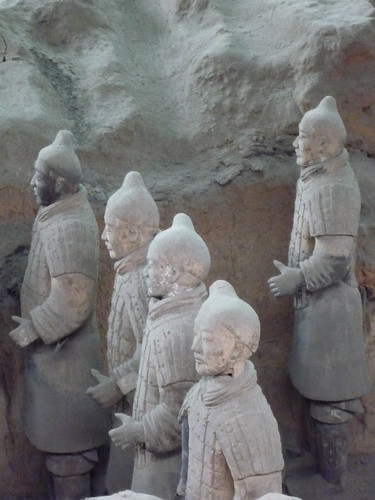 Terrakotta-Soldaten, Xi'an