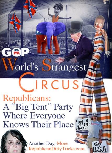 GOP Strange Circus Image