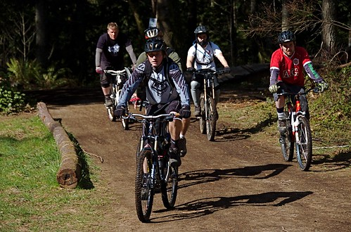 Duthie Hill riders
