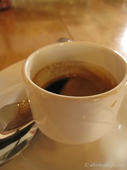Delicious Cup of Expresso
