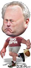 Andrew Breitbart, Big Spinner