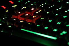 WASD by Bi()ha2arD, on Flickr