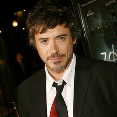Robert Downey Jr: Una vida escandalosa