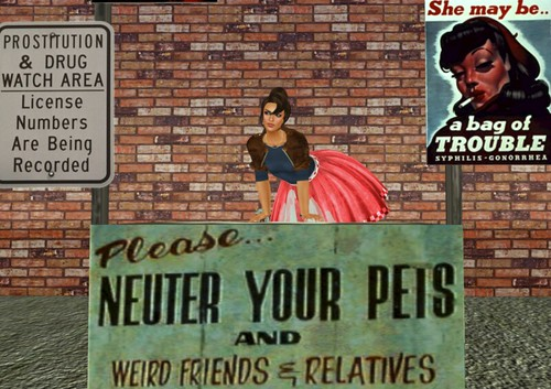 Neuter Your Weird Friends