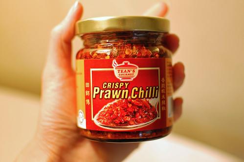 Tean's Crispy Prawn Chilli