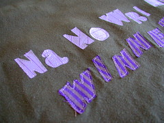 NaNoWriMo applique