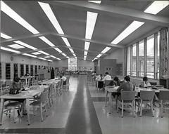 Library Main Reading Room ca. 1959