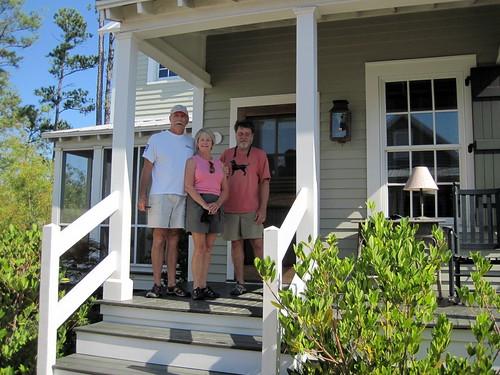Sabre cottage at River Dunes