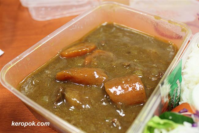 Japanese Curry Set
