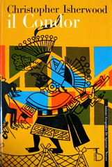 Cristopher Isherwood, il Condor, De Agostini 1961, (part.), 1