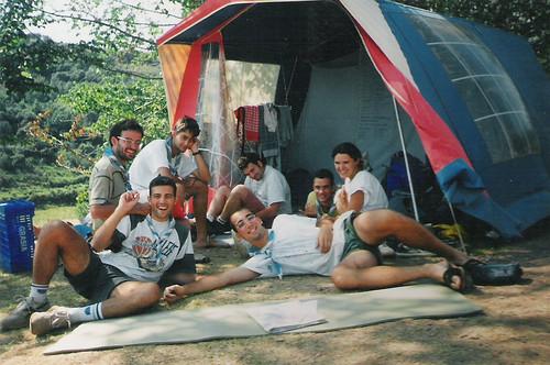 Estiu 1995: colònies a El Company'95, campaments a Montcortès'95 i campaments de Joves a Camarasa'95